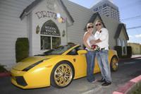 Auto boda mundialmente famosa en Las Vegas