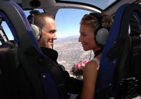 Boda en helicóptero por el West Rim del Gran Cañón