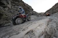 Excursión al cañón El Dorado y a una mina de oro