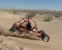 Excursión en buggy por las dunas de Nellis desde Las Vegas