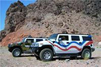 Excursión aventura en Hummer por el Grand Canyon