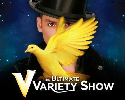 Entradas V: The Ultimate Variety Show