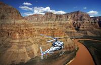 Tour VIP en helicóptero por el West Rim del Gran Cañón y el Valle de Fuego