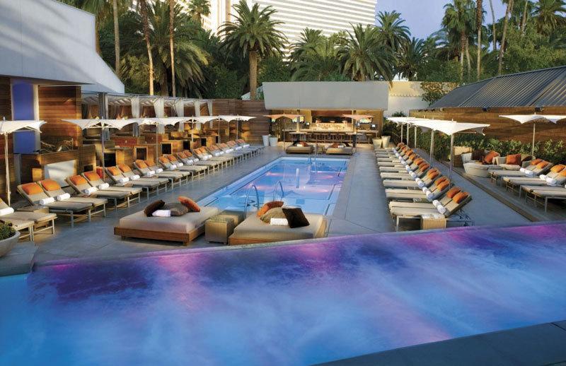 Bare pool lounge piscina alberca