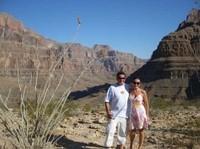 Tour por el Gran Cañón en helicóptero