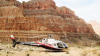 Tour al Gran Cañón en helicóptero con Picnic