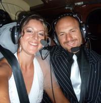 Casarse en Las Vegas por helicóptero