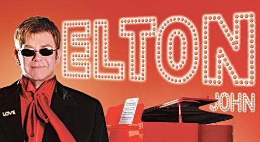 Elton John en Las Vegas