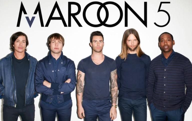 Maroon 5 en Las Vegas