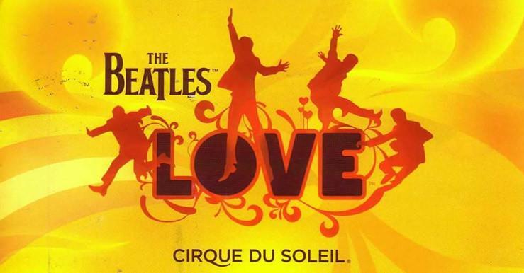 Beatles LOVE de Cirque du Soleil