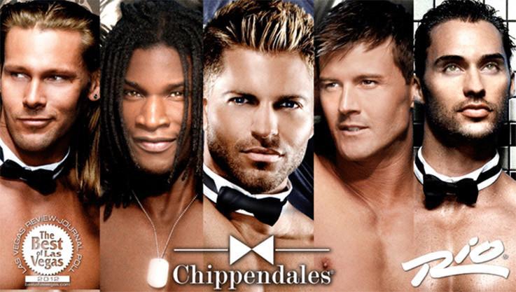 Show de Chippendale en el Rio Las Vegas Hotel