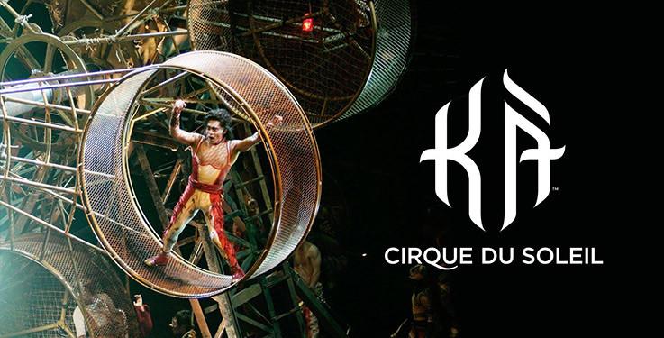 Ka de Cirque du Soleil Las Vegas