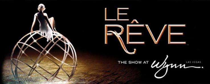 Entradas para Le Reve en el Wynn