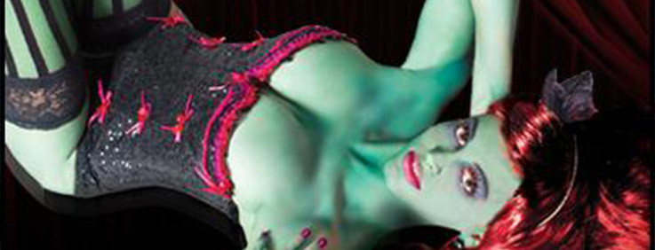 Zombie Burlesque en el Planet Hollywood Resort y Casino