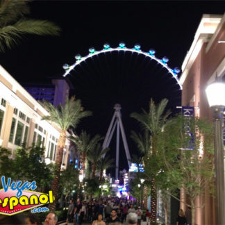 The LINQ en Las Vegas