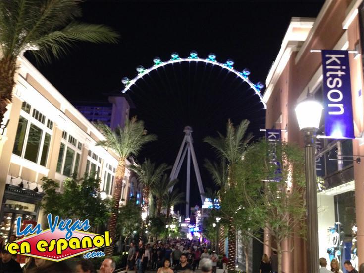 The LINQ en Las Vegas