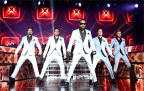 Backstreet Boys en Las Vegas
