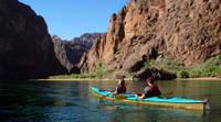 Excursión por kayak desde Las Vegas cercas de la presa Hoover