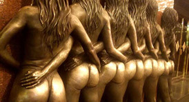 Crazy Girls topless en el Riviera Hotel and Casino