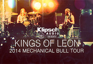 Kings Of Leon en Las Vegas