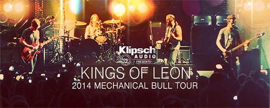 Kings Of Leon en Las Vegas