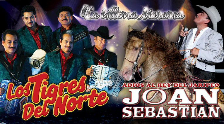 Joan Sebastian & Los Tigres del Norte