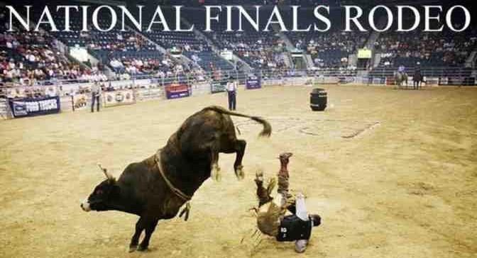 Finales Nacionales del Rodeo