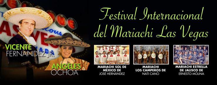 Festival Internacional del Mariachi Las Vegas