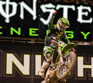 Monster Energy Cup en Las Vegas