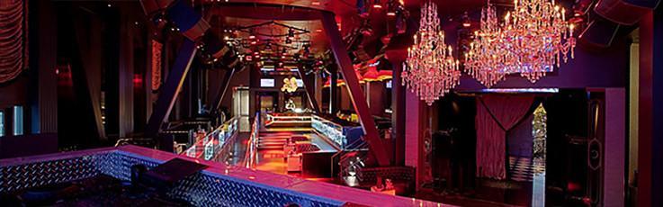 Chateau Nightclub dentro del Paris
