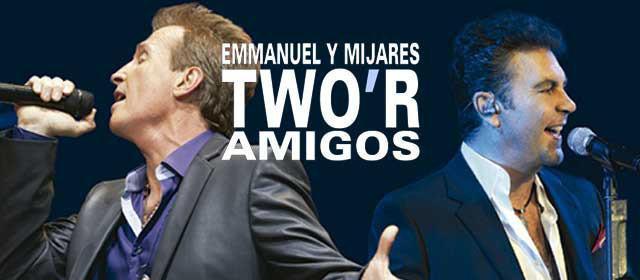 Emmanuel y Mijares en Concierto