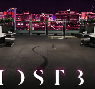 Ghostbar Nightclub dentro del Palms Casino