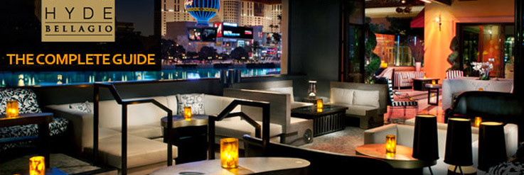 Hyde Bellagio Nightclub dentro del Bellagio