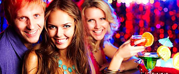 Pase a club nocturnos de Las Vegas incluidas fiestas en piscina