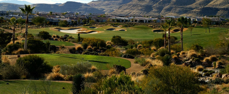 Campo de golf Las Vegas Strip