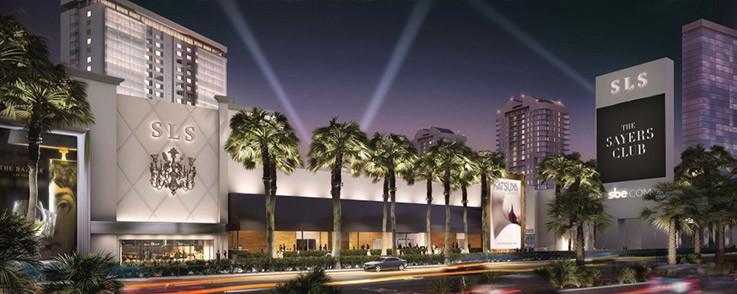 SLS Las Vegas Hotel y Casino