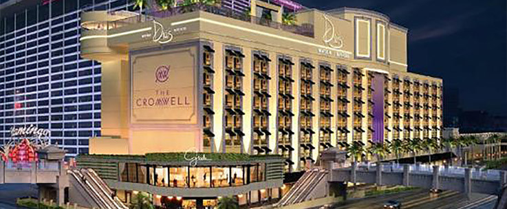 The Cromwell Hotel y Casino