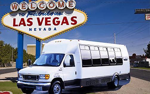 Traslado de ida y vuelta al aeropuerto de Las Vegas