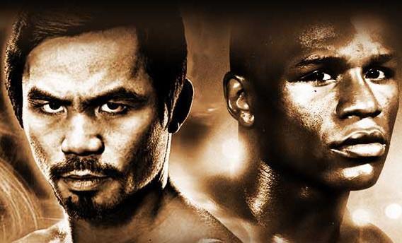 Manny Pacquiao vs Floyd Mayweather en Las Vegas 2015