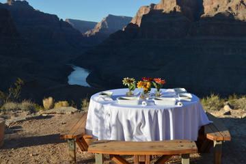 Tour VIP al Gran Cañon en helicoptero y desayuno
