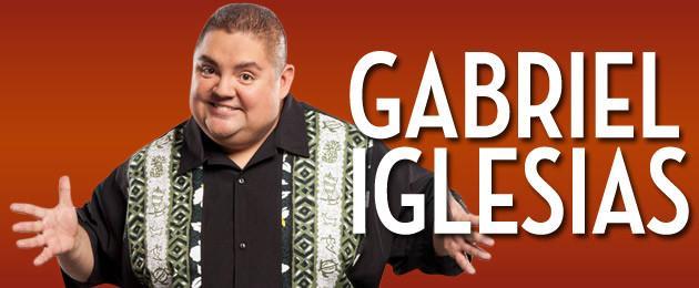 Gabriel Iglesias en Las Vegas