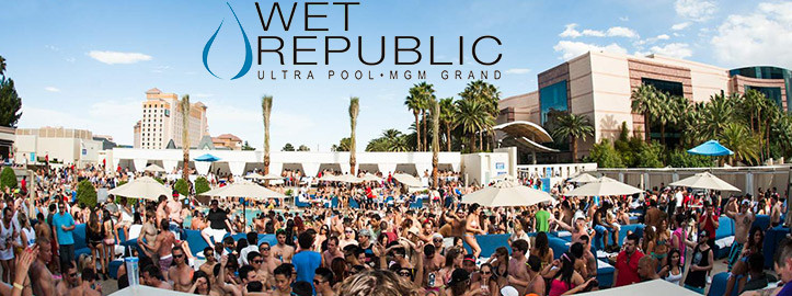 Wet Republic Club Piscina Party