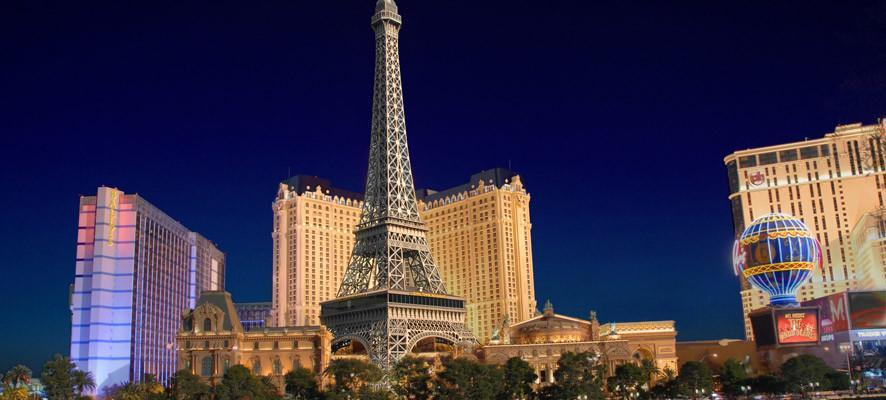 Entrada La Torre Eiffel de Paris Las Vegas