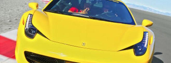 Paquete Elite para la conducción de coches exóticos