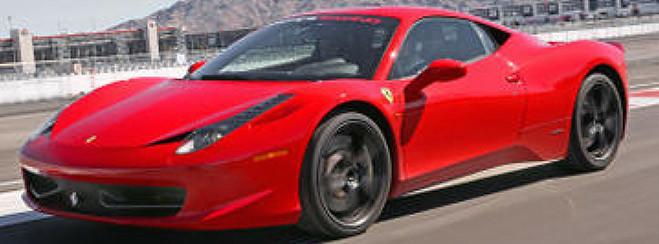 Paquete Power para la conducción de coches exóticos