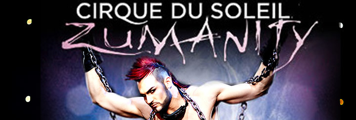 Zumanity Cirque du Soleil para Adultos