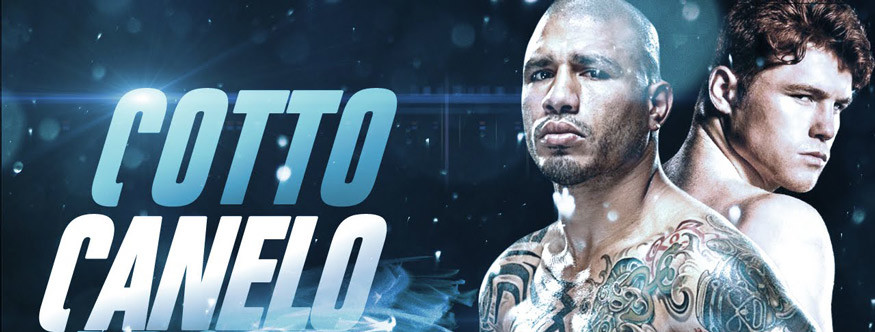 Canelo Alvarez vs Miguel Cotto