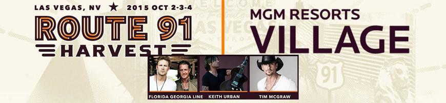 Festival de Musica Country en Las Vegas