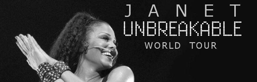 Janet Jackson en Las Vegas