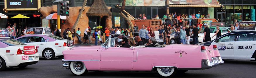 Recorrido privado en Cadillac con Elvis